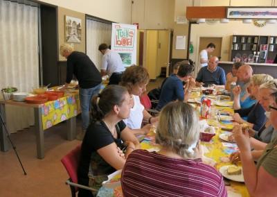 VTTB verzorgt de lunch voor wijkmanagement Nijmegen