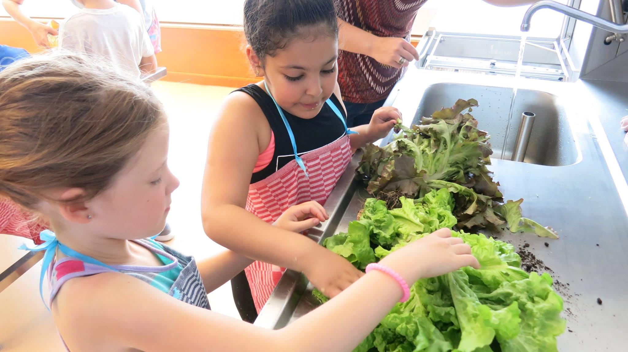 VTTB Junior: Kinderen bereiden een lekker maaltje