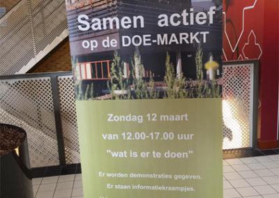 de Doe-markt, Van Tuin Tot Bord doet mee!