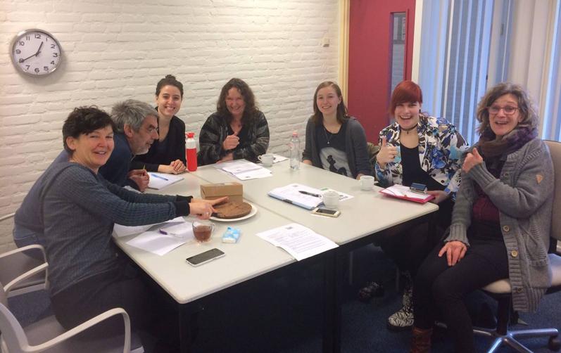 VTTB mag met Elly Janssen meedoen aan Oranje Fonds