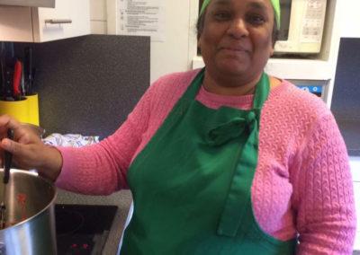 Jayantee komt weer koken bij de Klokketoren!