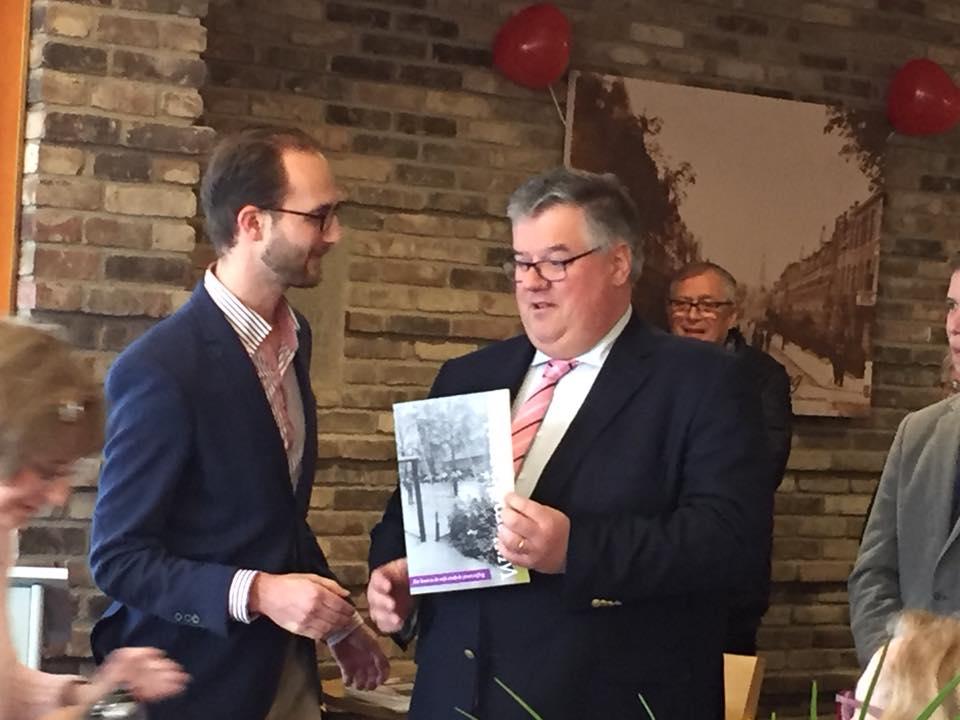 VTTB maakt hapjes voor 100-jarig feest Willemskwartier