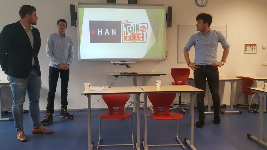 Studenten HAN onderzochten VTTB