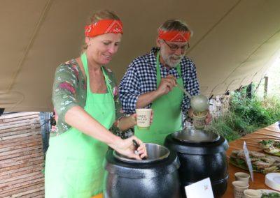 Op bezoek bij de Voedselkaravaan Nijmegen