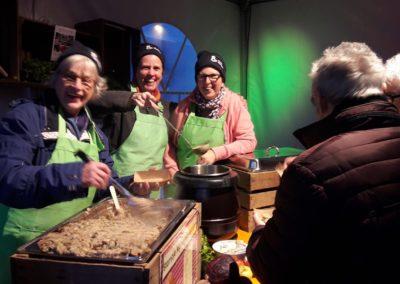 Nijmegen stampt! Van Tuin Tot Bord op de markt