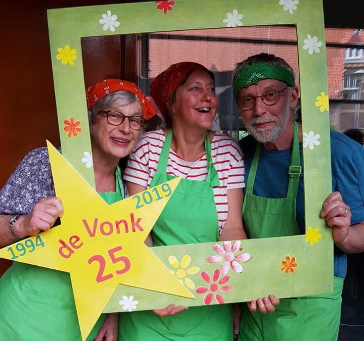 25 jaar De Vonk