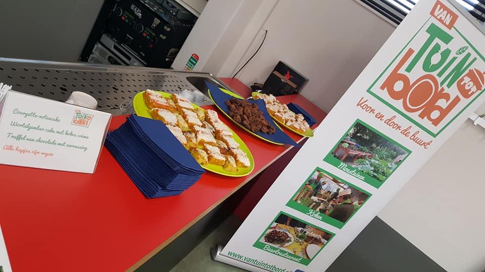 VTTB verzorgt catering wijkbezoek