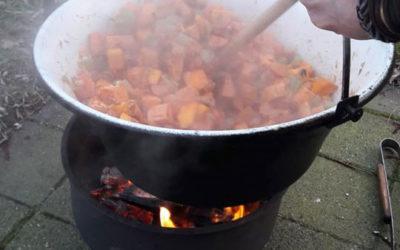 De pan op het vuur bij De Broederij
