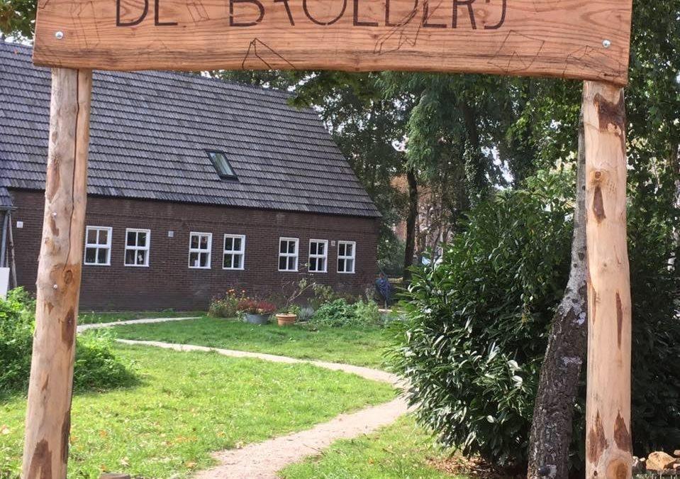 Starten koken bij de Broederij in Lindenholt
