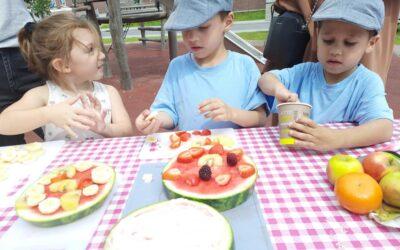 Lekkere smoothies maken met kinderen én ouders van de Kolping
