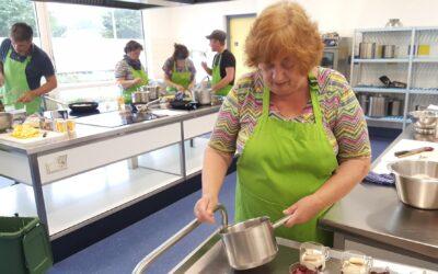 Van Tuin Tot Bord organiseert deze maand twee kookworkshops in Grootstal