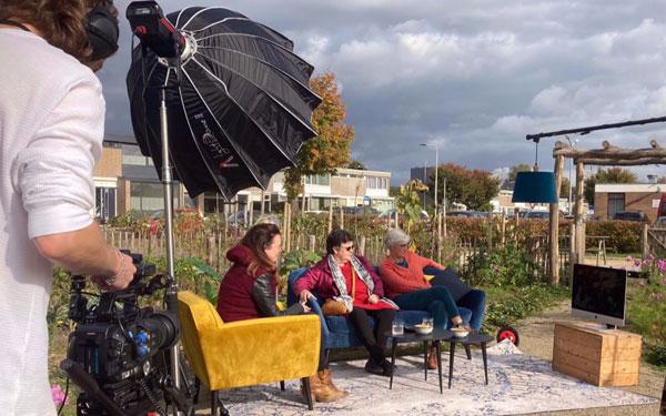 'Gelderland bedankt' zet onze vrijwilligers Christine en Sjoekie in het zonnetje